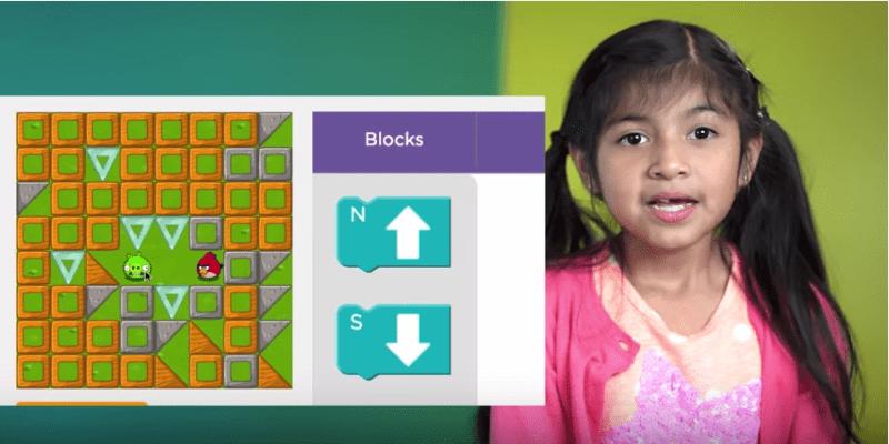幼儿编程入门的第四课介绍1