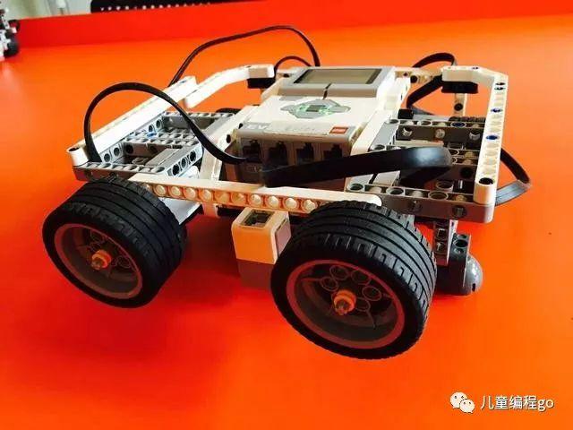 看乐高机器人如何玩转未来