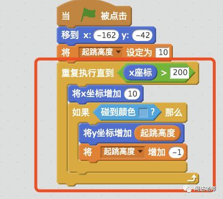 编程语言的三种执行结构及scratch程序的出口和入口