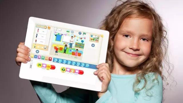 【推荐】5-7岁孩子可以用这款软件学编程!