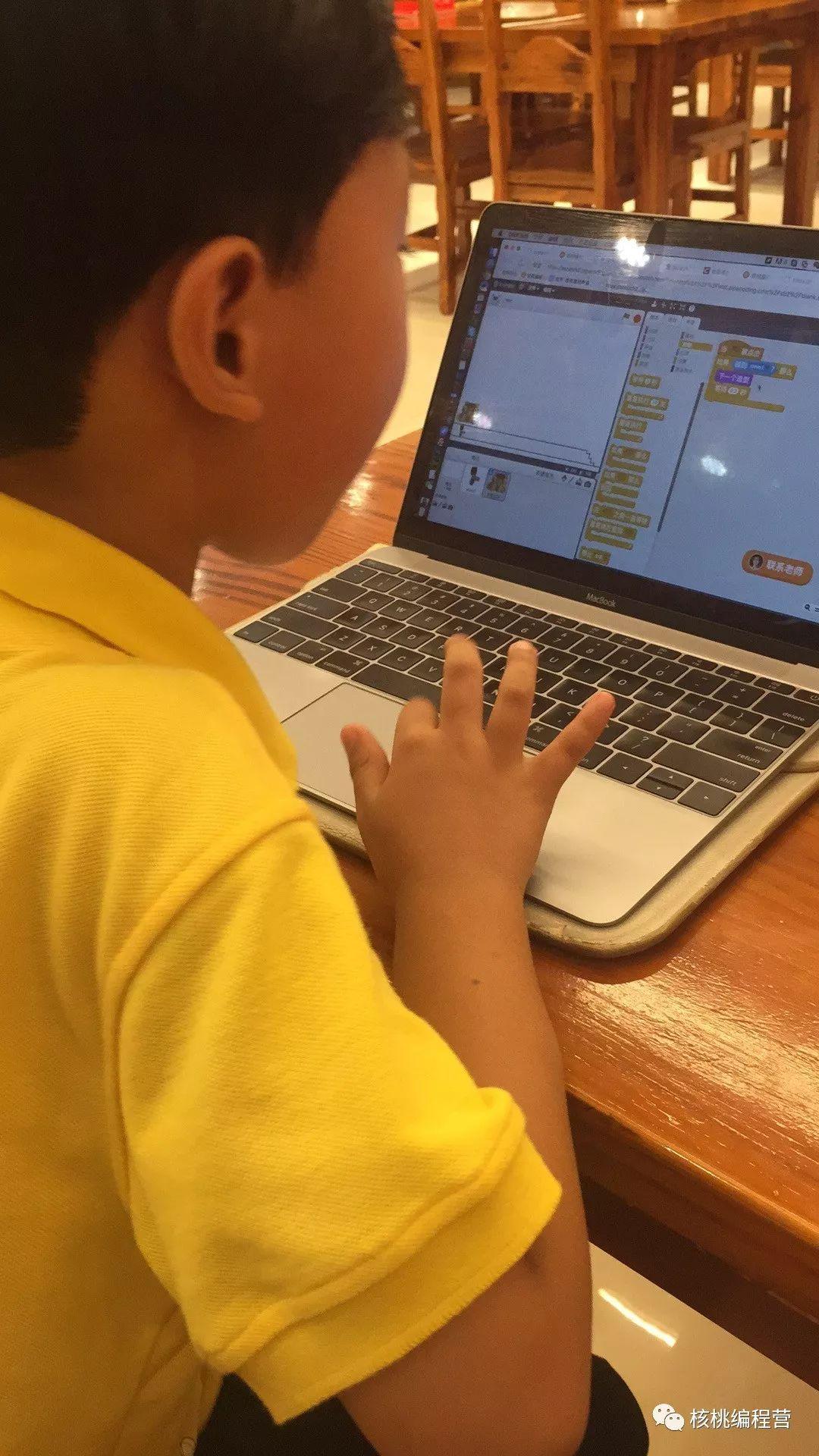 来稿 | 6岁娃痴迷编程,父母要怎样发现和引导孩子的潜能?