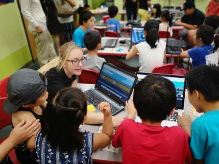 孩子5岁就会编程,美国教育是怎么办到的?