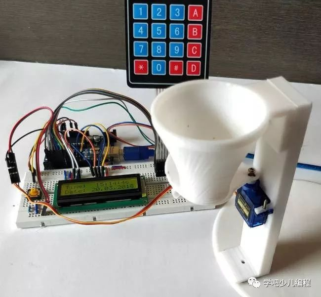 Arduino机器人——做自己可编程的机器人