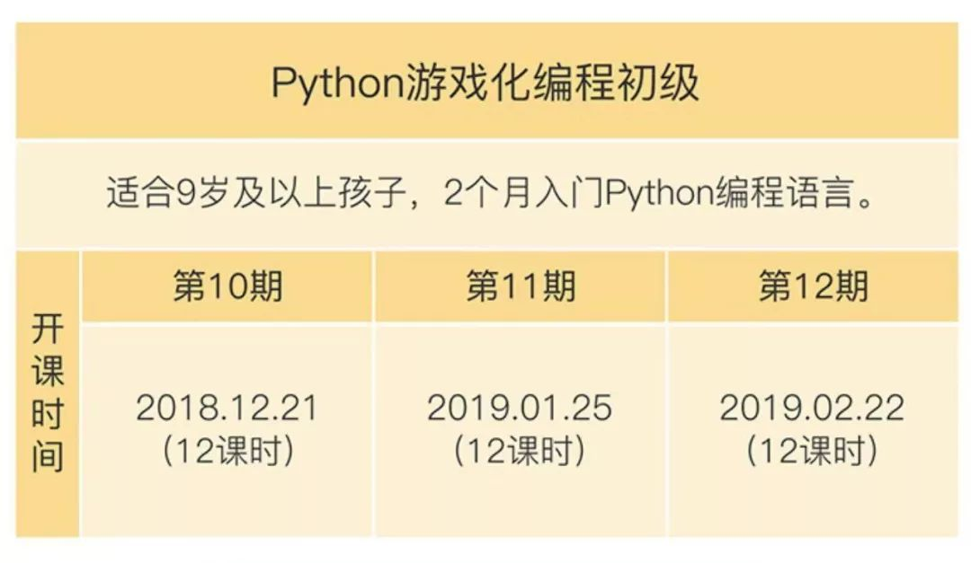 Scratch、Python寒假班预售最后3天,享受超值优惠还送文具!