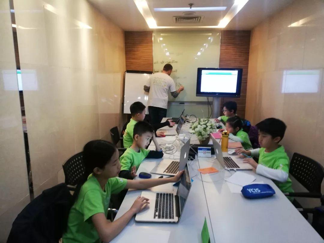 SCP-IKM中国区少儿编程首考学生反馈