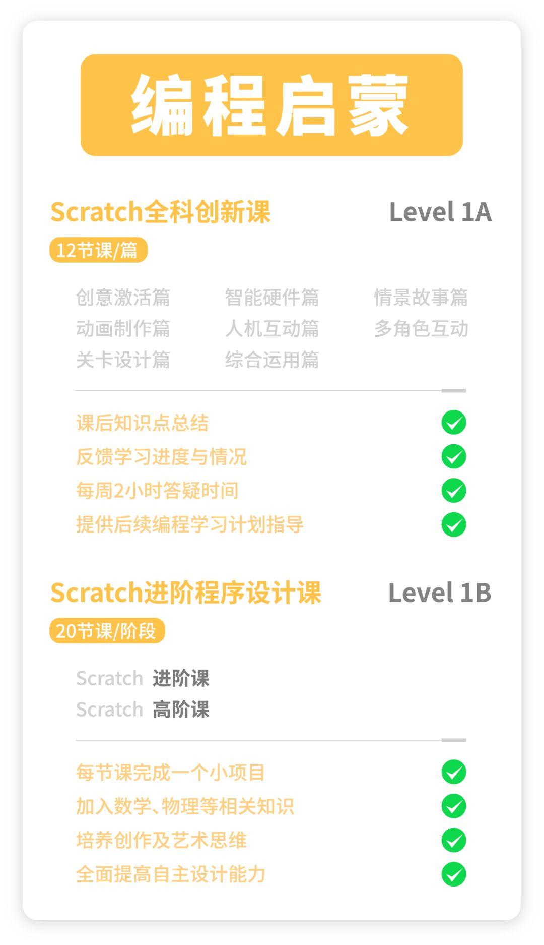 码趣少儿编程课程体系2.0正式发布!